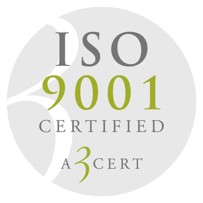 a3cert iso9001