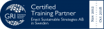 Enact - GRI Certified Training Partner